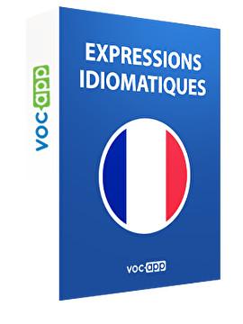 Expressions françaises et proverbes