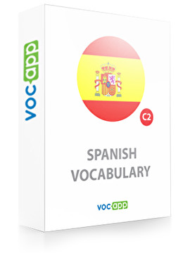 Spanish Vocabulary C2