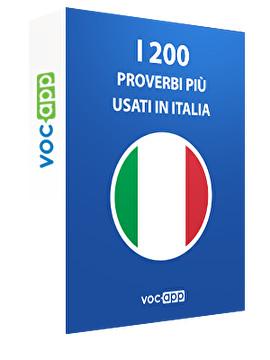 I 200 proverbi più usati in Italia