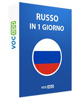 Russo in 1 giorno