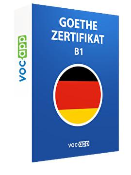 Goethe Zertifikat - B1