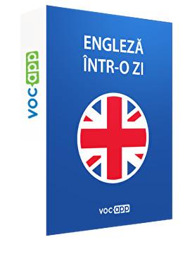 Engleză în 1 zi
