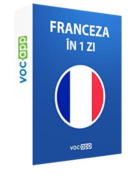 Franceza în 1 zi