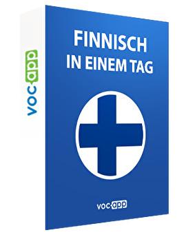 Finnisch in einem Tag