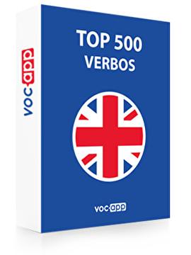 Top 500 verbos ingleses