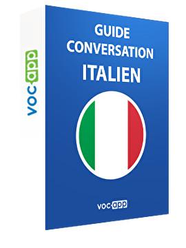 Guide conversation italien