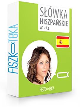 Podstawowe słownictwo hiszpańskie