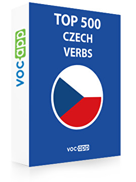 Czech Words: Top 500 Verbs