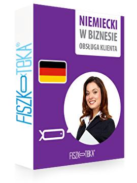 Niemiecki w biznesie - obsługa klienta