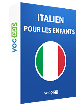 Italien pour les enfants