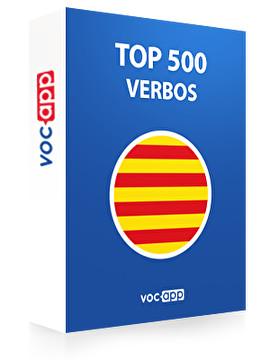 Verbos más importantes en catalán
