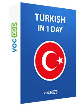 Turkish in 1 day