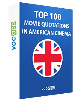 誰のセリフかわかりますか?-映画史に残るアメリカ映画のセリフベスト100