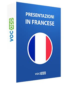Presentazioni in francese