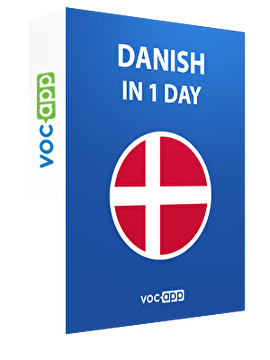 Danish in 1 day