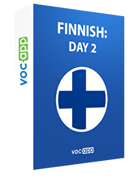 Finnish: day 2