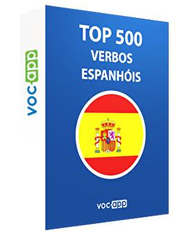 Top 500 verbos espanhóis