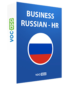 Business Russian - HR