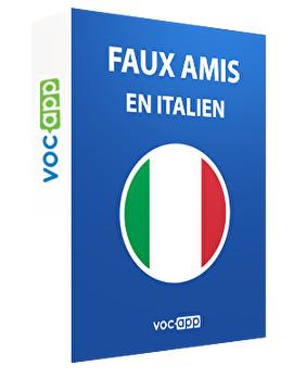 Faux amis en italien