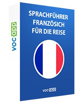 Französischer Sprachführer für die Reise