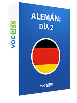 Alemán: día 2