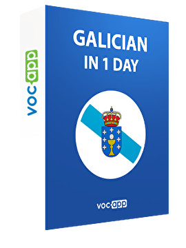 Galician in 1 day