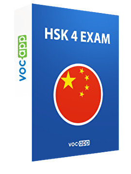 HSK 4 Exam