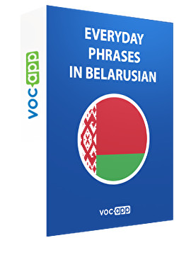 Everyday phrases in Belarusian