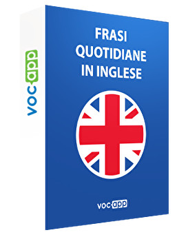 Frasi quotidiane in inglese