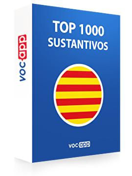 Sustantivos más importantes en catalán