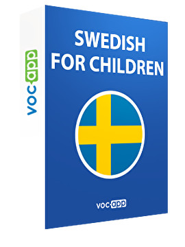 Swedish for children