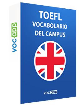 TOEFL - Vocabolario del campus