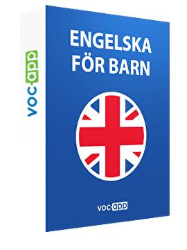 Engelska för barn