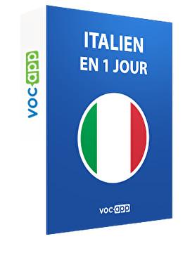 Italien en 1 jour