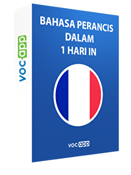 Bahasa Prancis dalam 1 hari