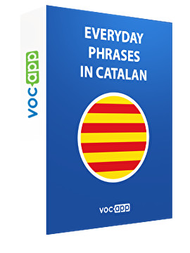 Everyday phrases in Catalan