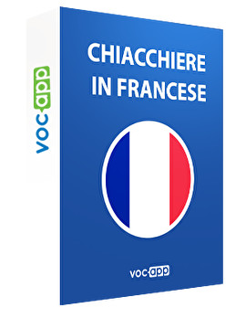Chiacchiere in francese