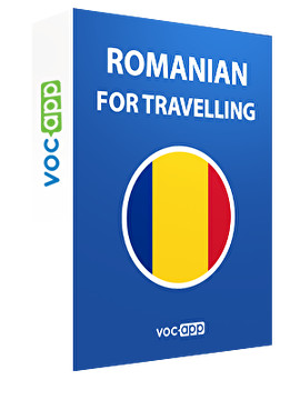 Romanian for travelling