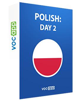 Polish: day 2