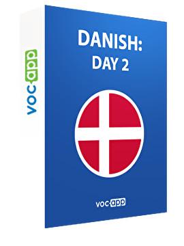 Danish: day 2