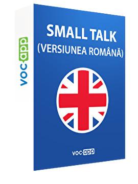 Small Talk (versiunea română)