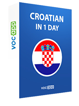 Croatian in 1 day