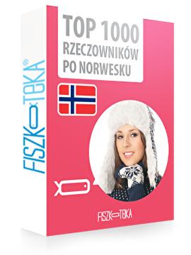1000 najważniejszych rzeczowników po norwesku