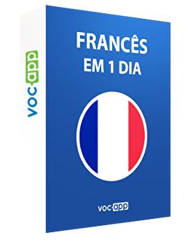 Francês em 1 dia