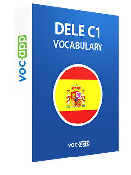 DELE C1 - Vocabulary