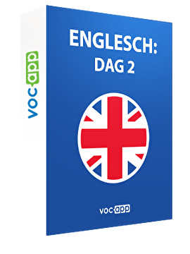 Englesch: Dag 2