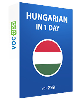 Hungarian in 1 day