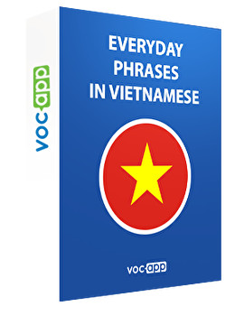 Everyday phrases in Vietnamese