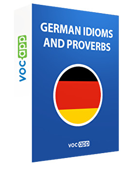 German idioms and proverbs