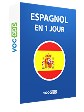 Espagnol en 1 jour